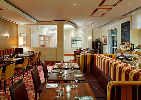 Bexleyheath Marriott Hotel Restaurants