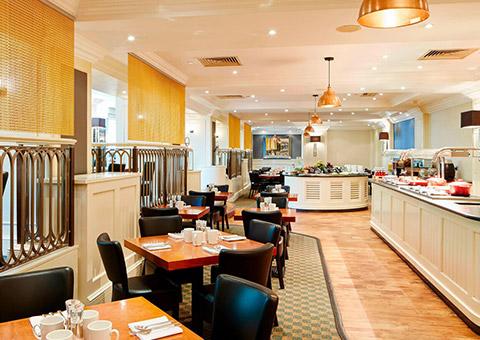 Bristol Marriott Hotel City Centre Restaurants