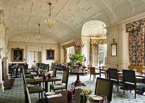 Hanbury Manor Marriott Hotel & Country Club Restaurants at Ware