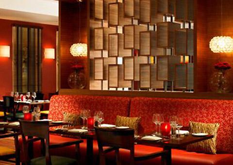 Peterborough Marriott Hotel Restaurants