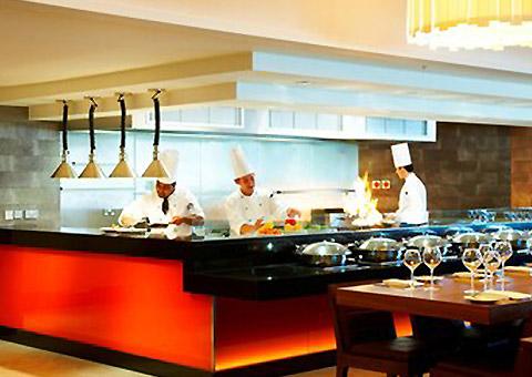 Waltham Abbey Marriott Hotel Restaurants